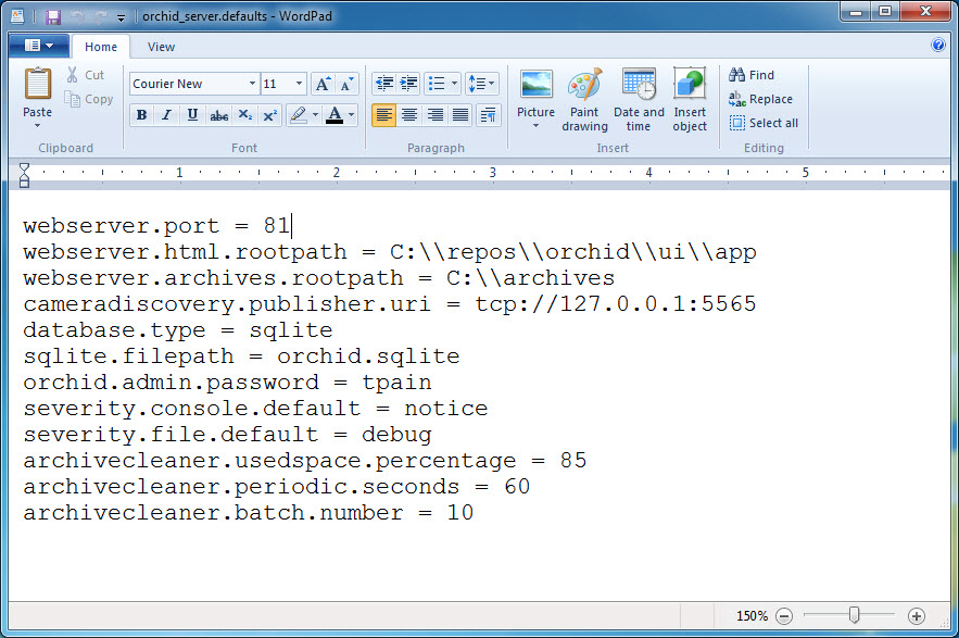free wordpad windows 7